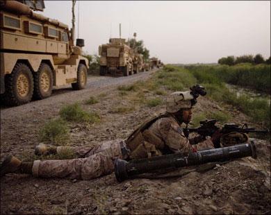 Потери США с начала текущего года составили 107 человек убитыми