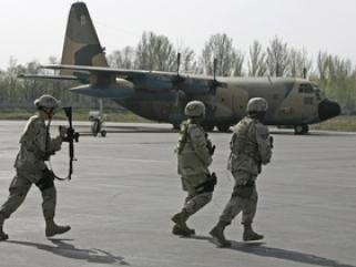 В Кыргызстане открылся американский Центр транзитных перевозок
