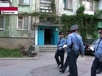Сотрудники МВД Дагестана