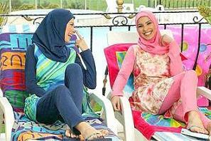 Мусульманки в хиджабе пользуются куда большими свободами в немусульманских странах
