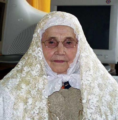 Рашида абыстай Исхакова. Фото: tat.e-islam.ru