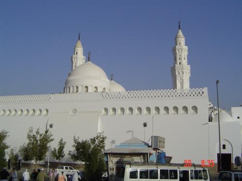 Мечеть двух кибл