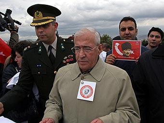 В Турции перед судом предстали организаторы неудавшегося военного переворота