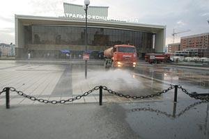 Государственный театрально-концертный зал в Грозном