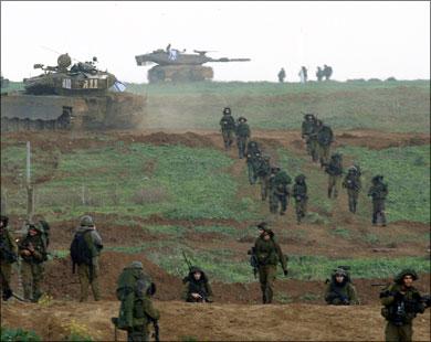 Сионистские командос получили приказ стрелять по всем без разбора