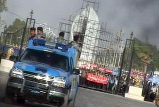Въезд в лагерь Ашраф контролируется иракскими силами безопасности