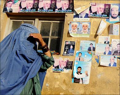 Власти обеспокоены возможностью слабой явки изберателей