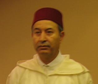 Полномочный посол Королевства Марокко в Москве Лешхеб Абделькадер
