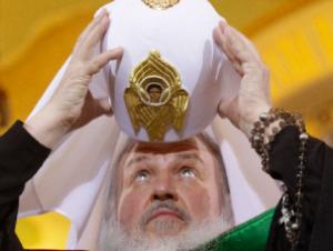 Глава РПЦ Кирилл