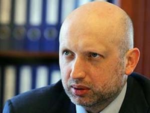 Вице-премьер Украины Александр Турчинов