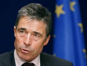 Новый генсек НАТО Расмуссен