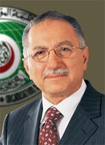 Генеральный секретарь ОИК Экмеледдин Ихсаноглу