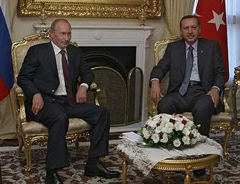 Путин: Переговоры были трудными, но мы договорились обо всем