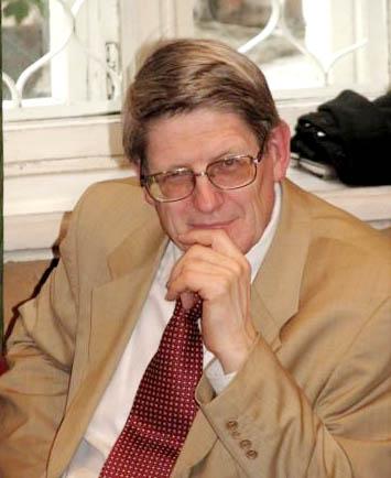 Ответственный секретарь Комиссии по вопросам религиозных объединений при правительстве РФ  Андрей Себенцов