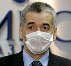 Онищенко обратился к мусульманам по поводу хаджа