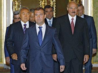 Россия, Белоруссия и Казахстан согласуют таможенный кодекс до 25 сентября