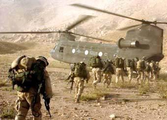 Баку и Ашхабад сорвали планы оккупационных сил в Афганистане