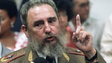 Кастро: Базы в Колумбии нужны  США чтобы контролировать Латинскую Америку