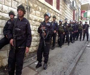 Израильская полиция ограничит в пятницу доступ в мечеть Аль-Акса