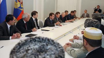 """Медведев выступил против выражения """"исламский экстремист"""""""