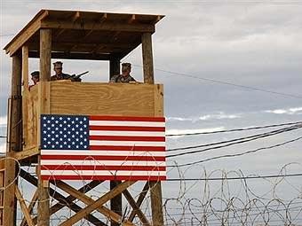 Концлагерь ЦРУ Гуантанамо на Кубе