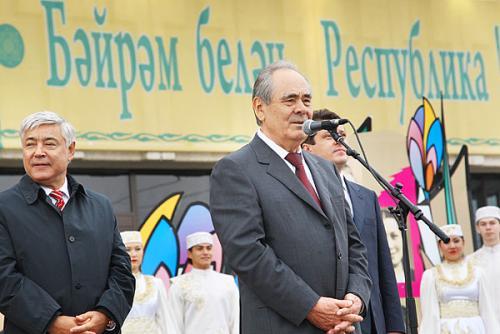 В Татарстане отмечают День Республики и День Казани