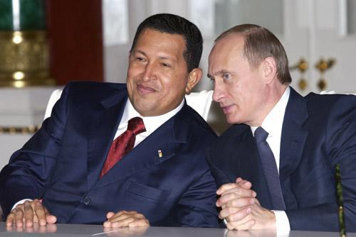 Россия играет позитивную роль в мировой политике – президент Венесуэлы
