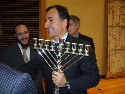 Министр иностранных дел Италии Франко Фраттини