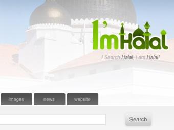 Скриншот сайта imhalal.com