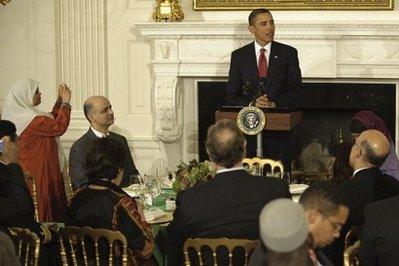 Обама провел в Белом доме праздничный ужин в честь рамадана