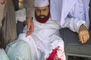 Ранен министр религии Пакистана