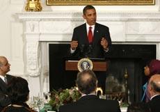 Обама пригласил на ифтар вместо мусульманских деятелей раввинов