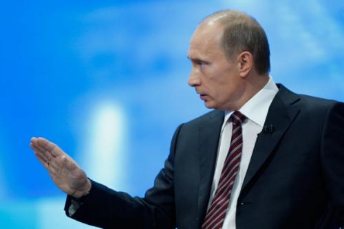 Путин отказался от услуг международных ростовщиков