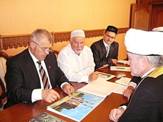 Назван адрес строительства в Москве новой мечети