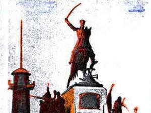 """Кризис помешал установить в Москве памятник """"покорителю Туркестана"""""""