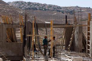 Израиль продолжит строительство незаконных поселений