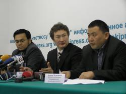 Пресс-конференция центра «Религия, Право и Политика»