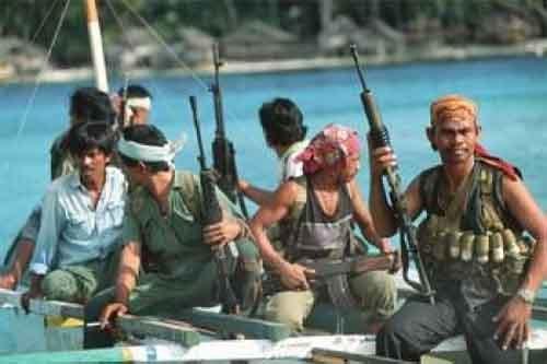 Сомалийских пиратов обучали западные инструкторы