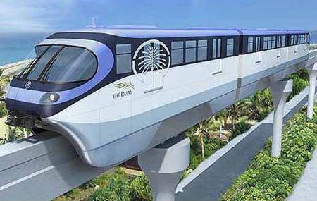 В Дубае построили полностью автоматизированное метро