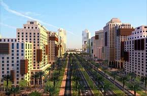 """Проект """"Knowledge Economic City"""" в Медине"""