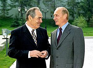 Путин сообщил Шаймиеву приятные новости