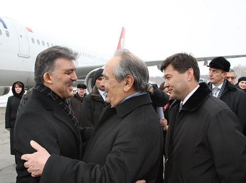 Президенты Татарстана и Турции договорились о встрече