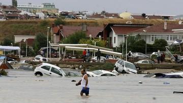 Дмитрий Медведев выразил соболезнования родным жертв наводнения в Турции