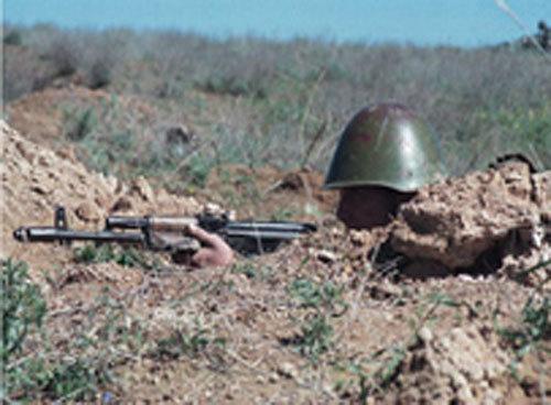 Азербайджан заявляет о попытке наступления армянской армии на агдамском направлении