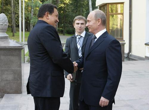 Путин: Признание Венесуэлой Абхазии и Южной Осетии свидетельствует о независимом характере ее внешней политики