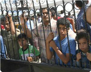Палестина: Мусульман не пропускают к мечети Аль-Акса