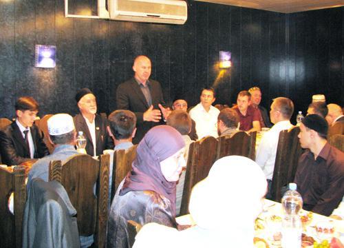 Московские власти отметили позитивную роль татарской общины города