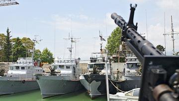 ФСБ РФ будет задерживать нарушителей морской границы Абхазии