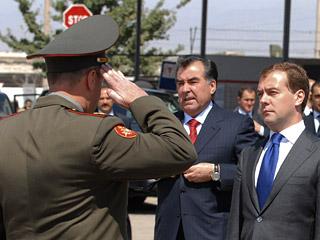 В сохранении базы заинтересованы и Таджикистан, и Россия