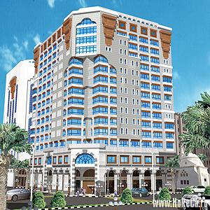 В Медине открылся первый отель сети Radisson Blu